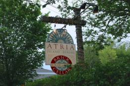 Atria and the Brick Celler have parent chefs who make great kids' food.