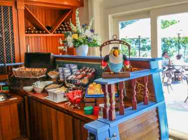 Wequassett Cape Cod Pirate Breakfast