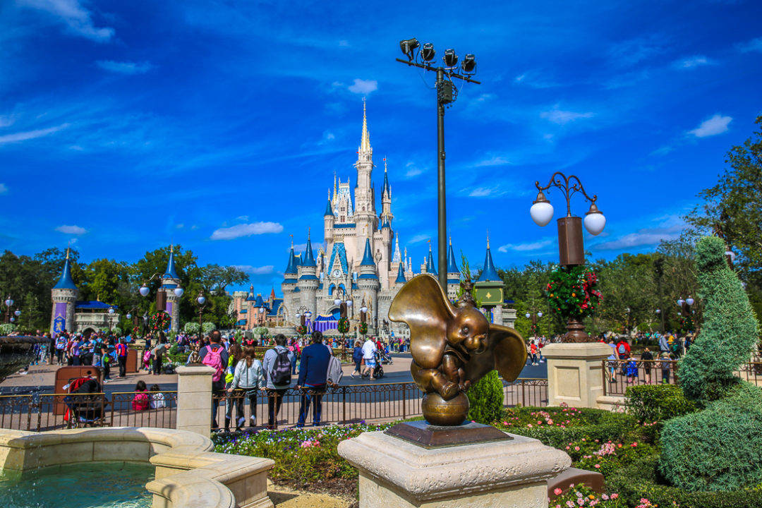 7 Disney World Tips for the Overwhelmed