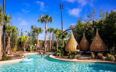 Four Seasons Orlando Hideaway