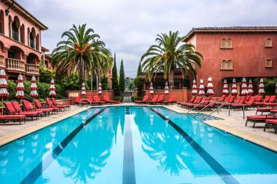 Fairmont Grand Del Mar Spa Pool