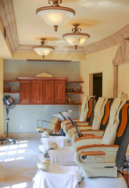 Fairmont Grand Del Mar Salon
