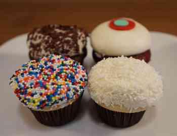 Sprinkles cupcakes from Disney Springs