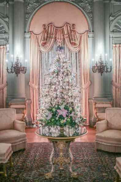 Newport Mansions Christmas