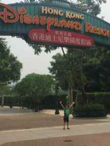 Disney Hong Kong