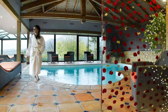 Escapade Aux Trsoms Lake And Spa Resort Annecy