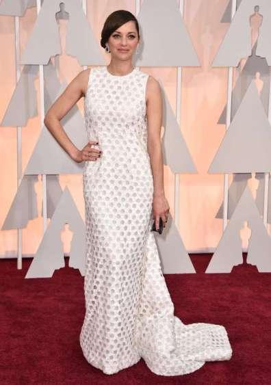 Marion Cotillard chọn đầm Dior Couture 2015