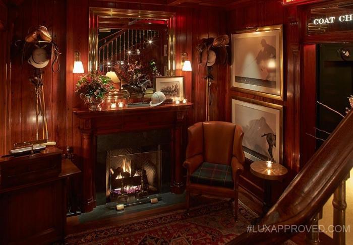 The Polo Bar Ralph Lauren S First Restaurant In New York