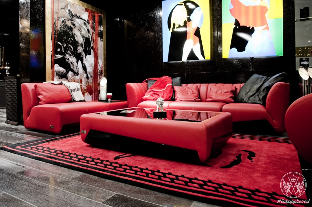 Tonino Lamborghini Casa. Luxury Furniture With Italian Disposition