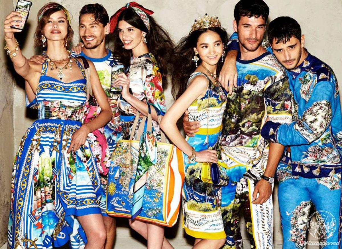 Watch - Gabbana dolce portofino limited edition collection video