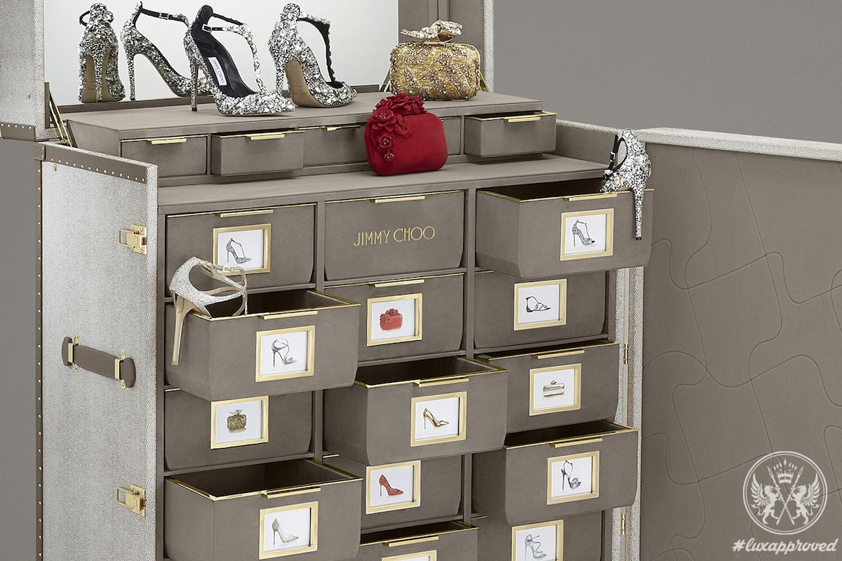 599278df477 Jimmy Choo Limited Edition Shoe Trunk Is Yours For  65