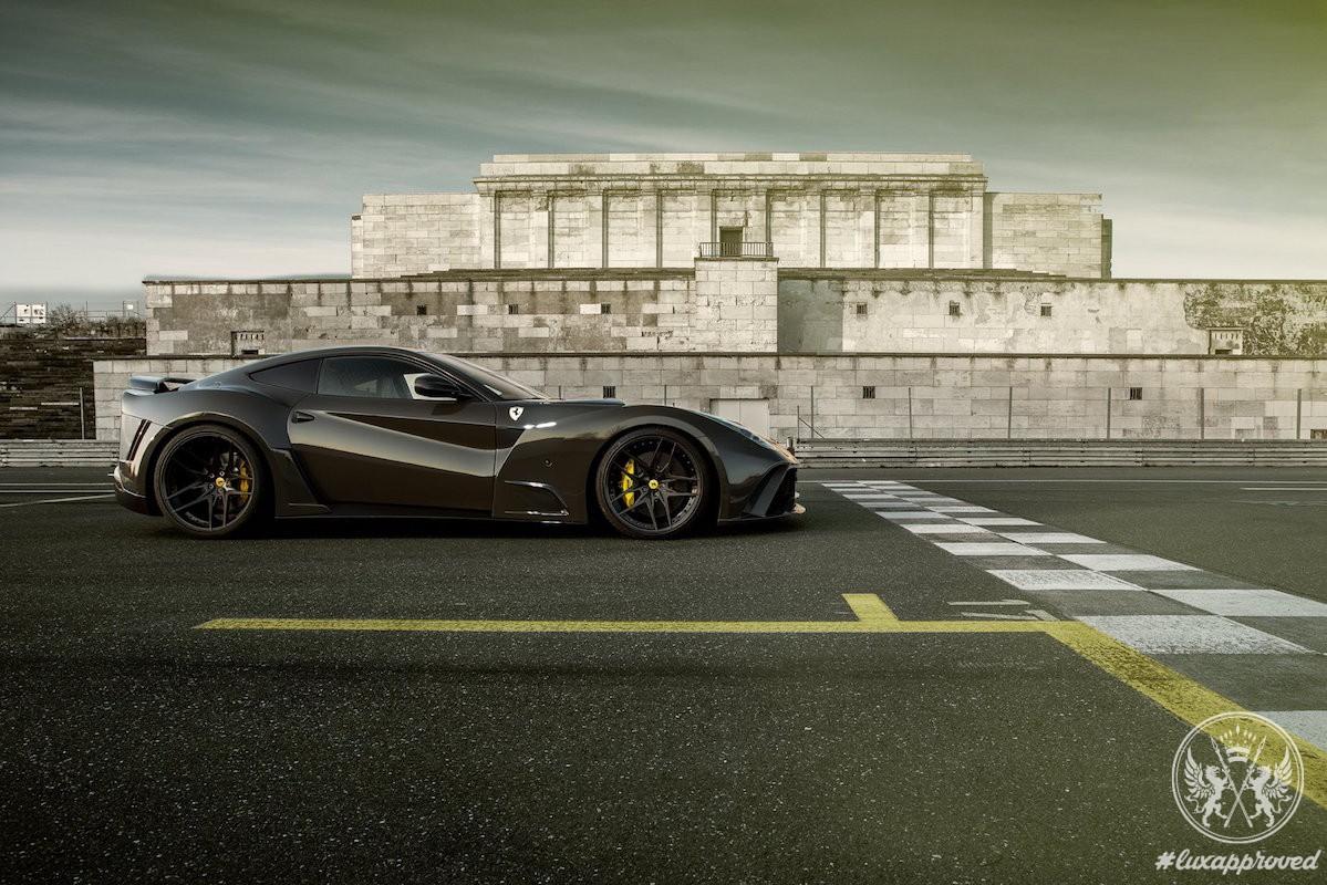 Novitec Rosso Ferrari F12 N,Largo S