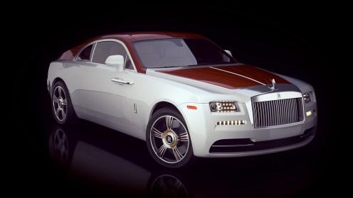Rolls-Royce Wraith Regatta by SottoStudios