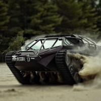 Ripsaw EV2 Is Your $295,000 Personal Tank