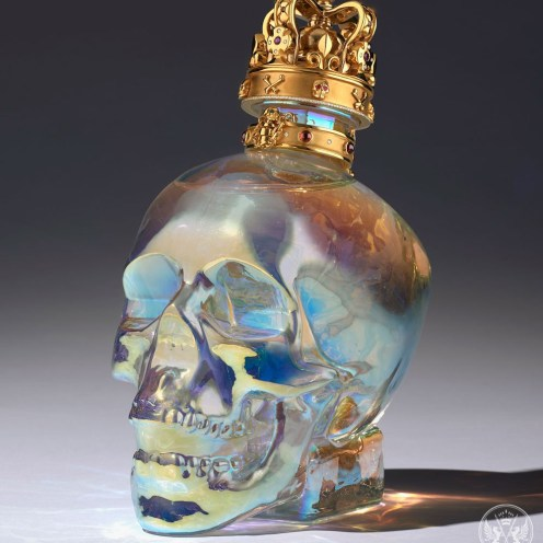 Crystal Head Vodka Unveiled the Limited Edition Aurora Magnum