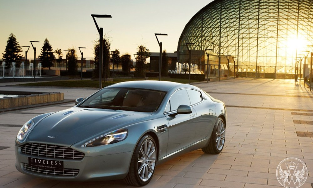 Aston Martin Launches Pre-owned Sports Car Program: Timeless