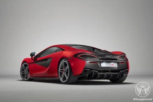 McLaren Announces New Design Editions Exclusively for McLaren 570S