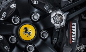 Hublot Revealed a New Edition of the Iconic Big Bang Unico Ferrari Timepiece