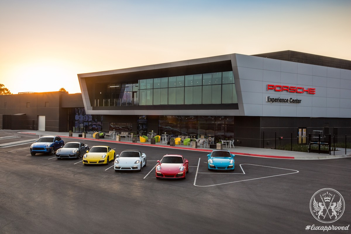 Porsche Experience Center >> The 60 Million Porsche Experience Center In Los Angeles Is