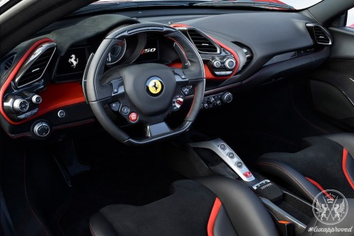 Ferrari Celebrates its 50th Anniversary in Japan with the Bespoke Car J50