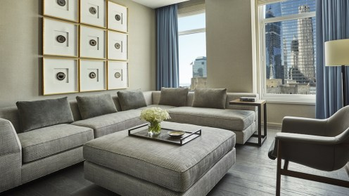 Four Seasons Hotel New York Downtown Unveils Speciality Suites