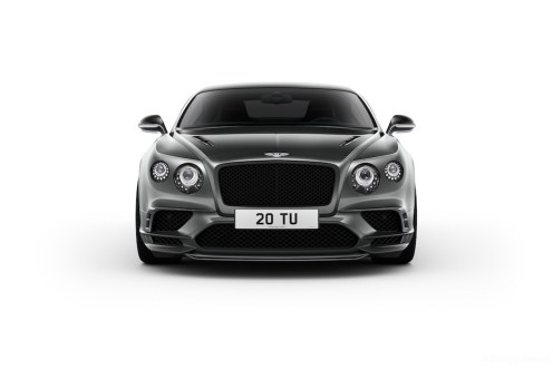 This Is Bentley Continental Supersoprts & It's the World's Fastest Four-Seater