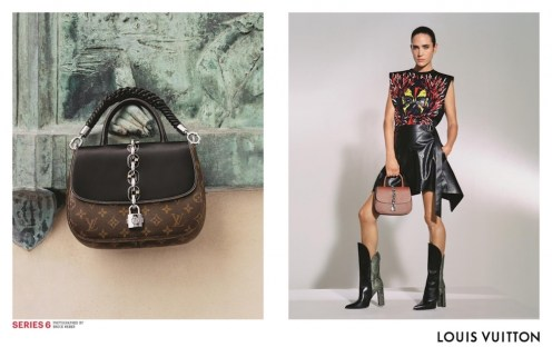 Louis Vuitton Series 6 Ad Campaign