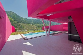 The Miryang Pool Villas by Moon Hoon