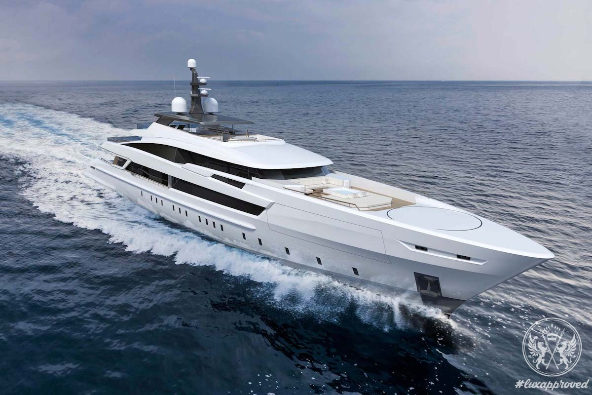 Benetti Now FAST Custom Superyachts