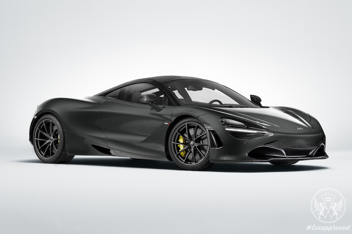 mclaren 720s supercar was created to celebrate three years. Black Bedroom Furniture Sets. Home Design Ideas