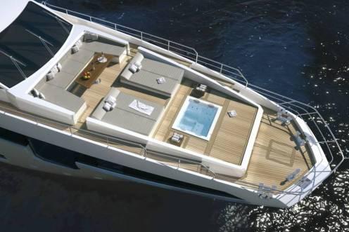 Azimut Yachts Unveiled Its New Flagship Azimut Grande 35 METRI