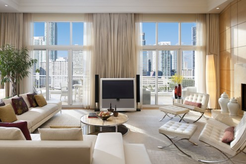 Mandarin Oriental, Miami's Suite and Show Package Offers VIP Tickets to A-List Concerts