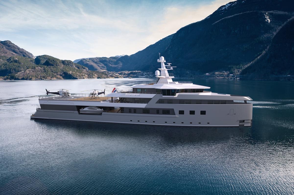 Damen SeaXplorer 75 Expedition Yacht is Sold