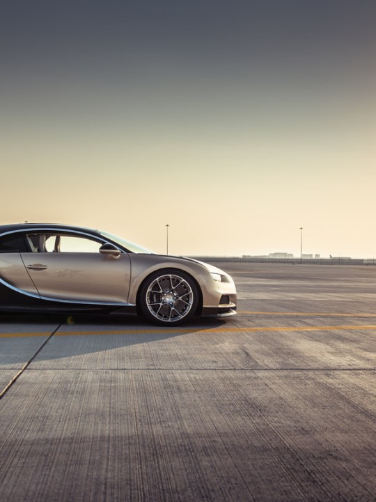 Bugatti Chiron Is Named the Hypercar of the Year
