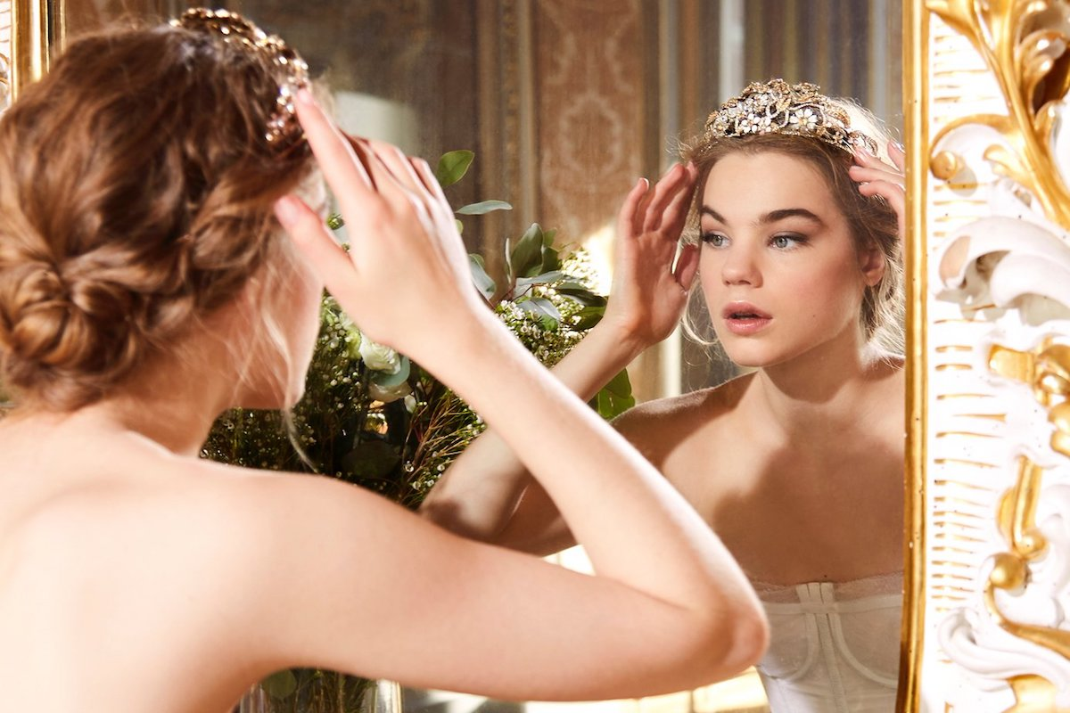Dolce & Gabbana and Swarovski Tiara Is Fir for a Modern Day Princess