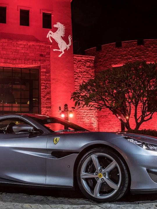 Ferrari Portofino Is Beautiful in China