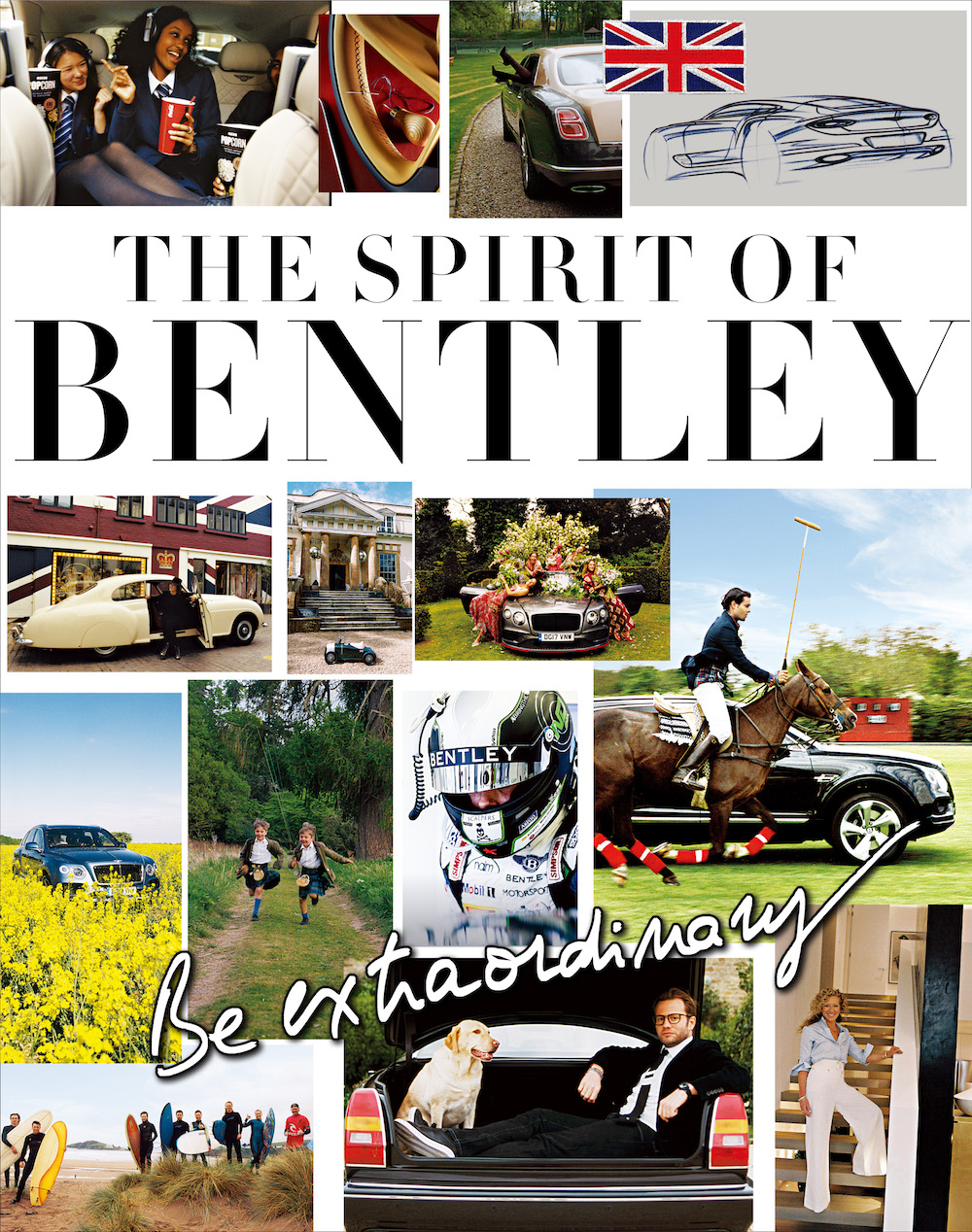 Spirit of bentley is a coffee table book that every auto the spirit of bentley is a coffee table book that every auto aficionado must have geotapseo Image collections