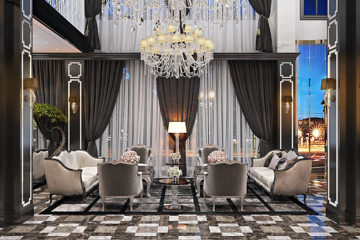 The Glamour of the Roaring Twenties Comes to Life in Hotel Retlaw