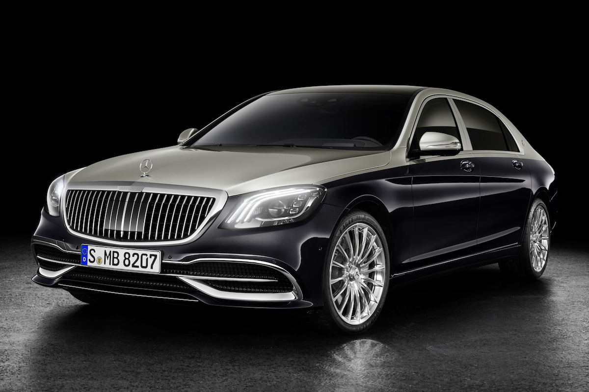 Mercedes-Maybach S-Class Becomes Even More Refined