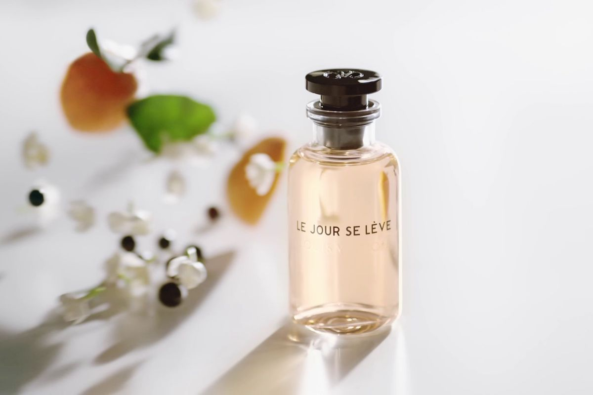 Les Parfums Louis Vuitton Welcomes New Addition – Le Jour Se Lève