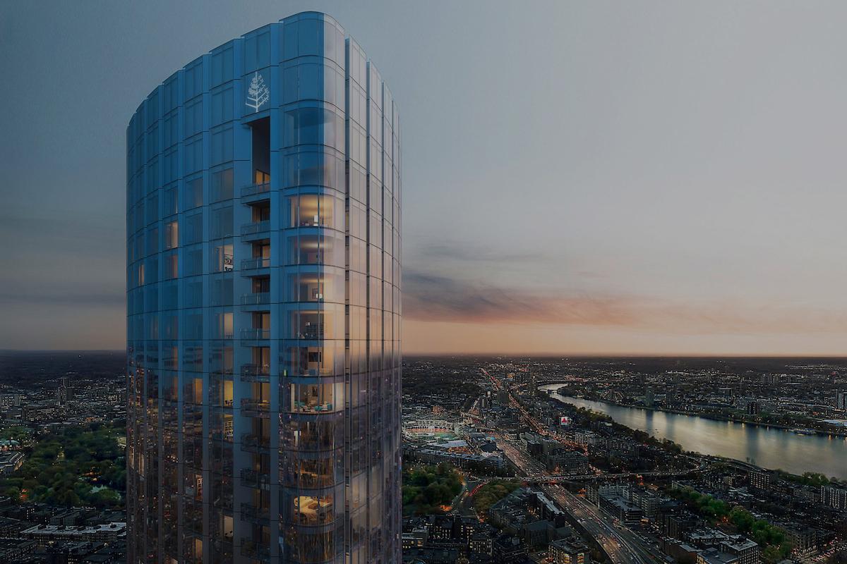 Luxury Tower One Dalton Announces Plan For Zuma Boston Debut