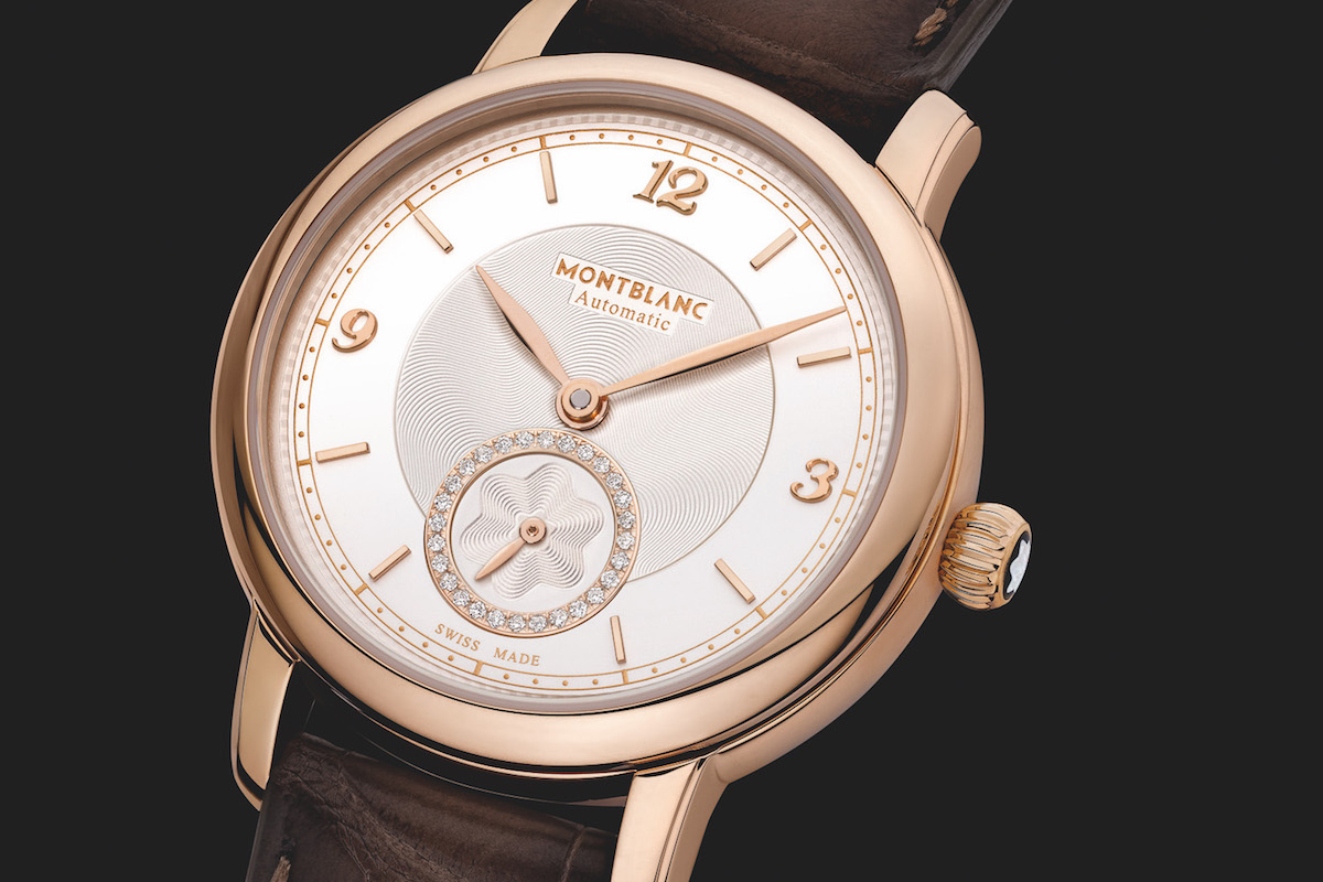 c1814578cb6 The Montblanc Star Legacy Collection of Ladies' Timepieces