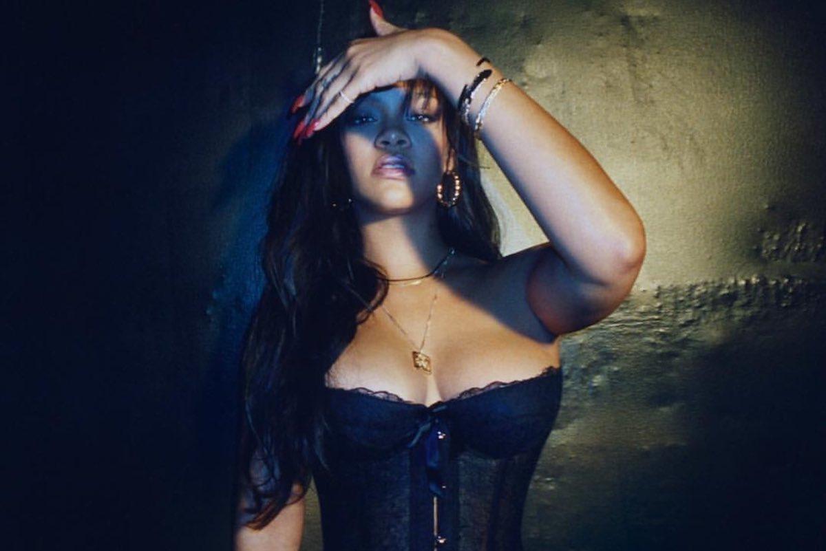 Rihanna Teases Savage x Fenty Lingerie Brand