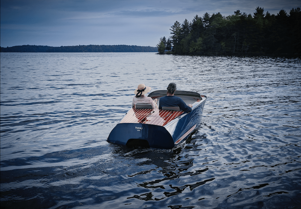 This Is the World's Most Expensive Pedal Boat