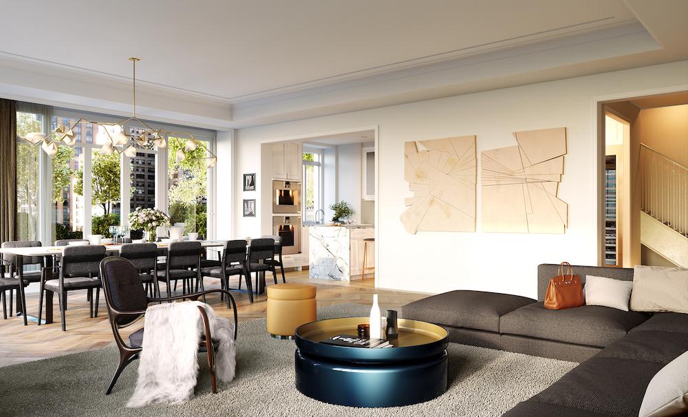 Duplex under $10 million at 40 East End Avenue