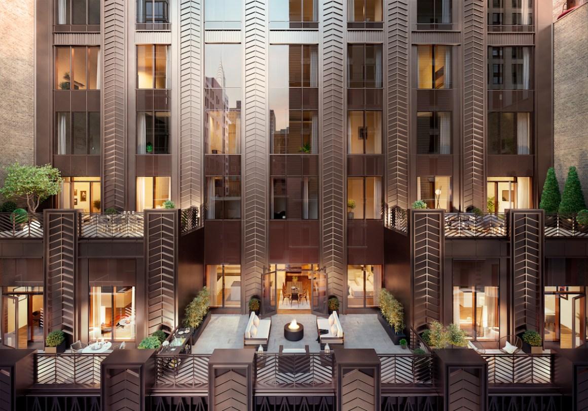 Inside Rockefeller Group & CetraRuddy's New NYC Condo, Rose Hill