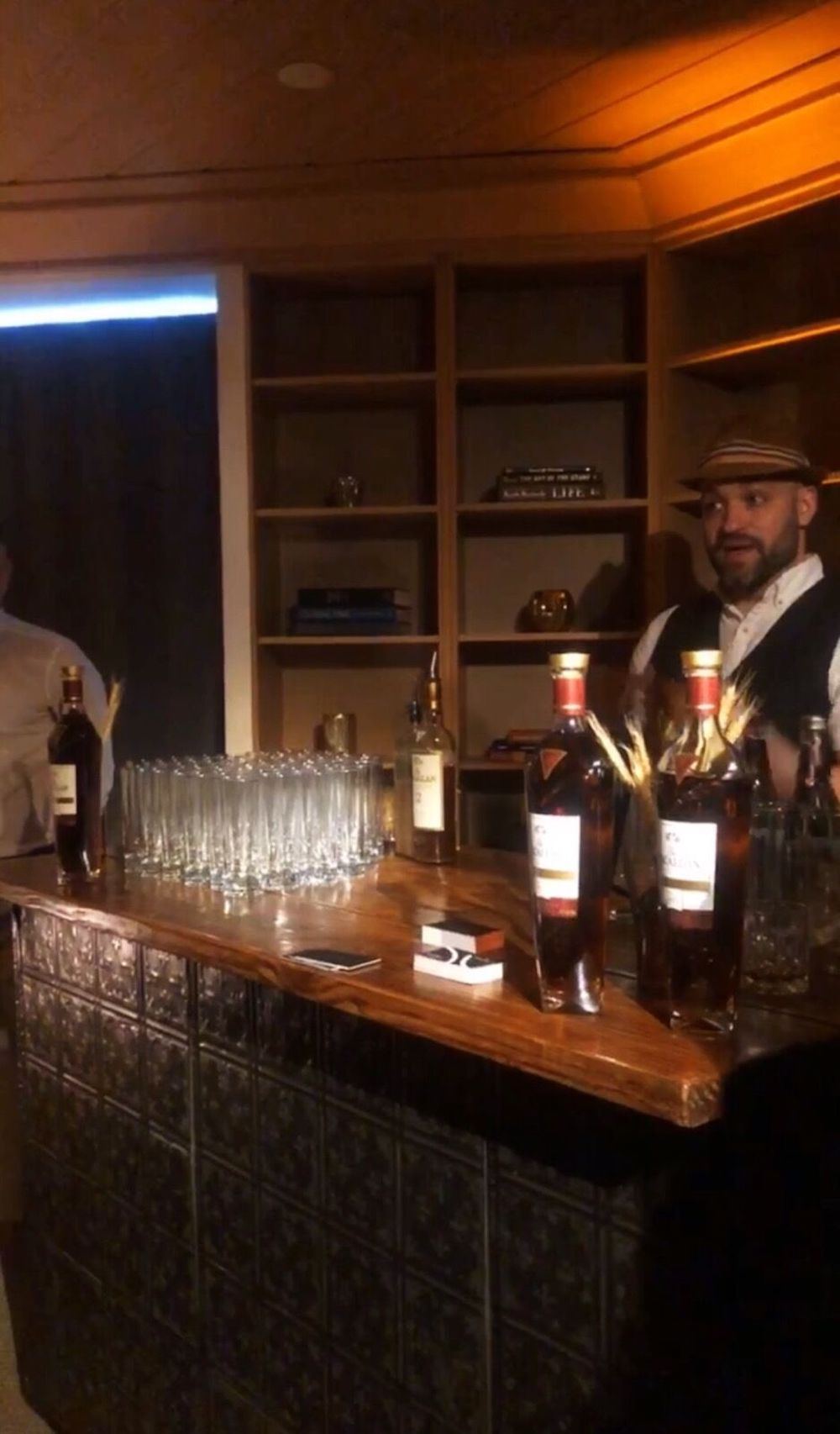 The Macallan Estate Launch Event