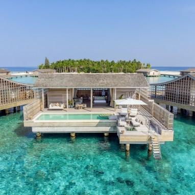 Anything, Anytime, Anywhere at $50,000 Per Night Kudadoo Maldives Private Island