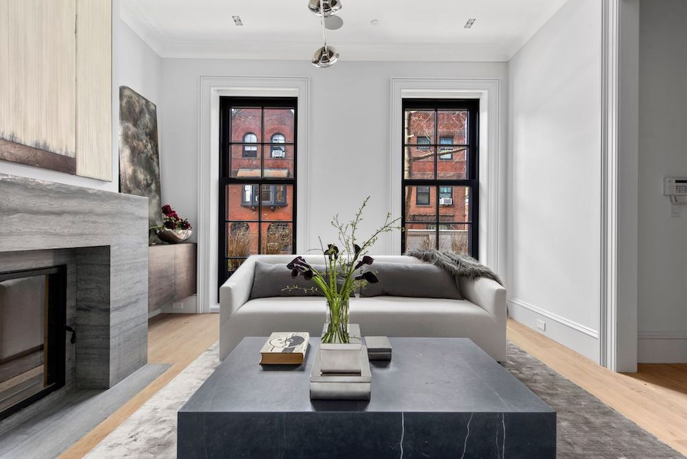 1846 Restored Brooklyn Heights Townhouse Hits the Market for $13.875M