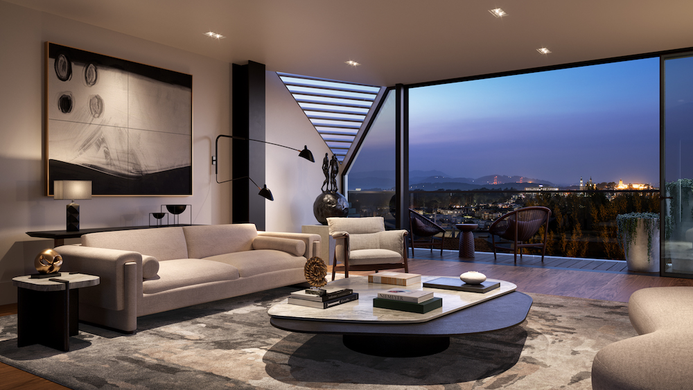 Residence 63 Is San Francisco's First Build-to-Suit Luxury Home
